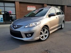 2010 Mazda Mazda5 GT PKG NAVIGATION BACK UP CAMERA 103K ONLY!!!