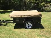OzTrail camper trailer Main Ridge Mornington Peninsula Preview
