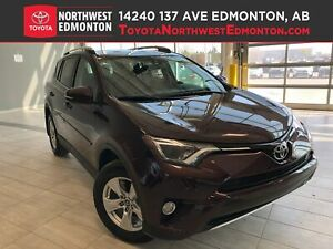2016 Toyota RAV4 XLE | AWD | Heats Seats | Backup Cam | Roof Rai