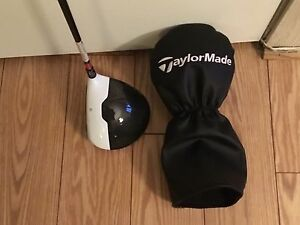 Taylor Made M2 DRIVER  head cover and tool   left hand