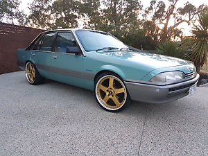 1986 vl berlina turbo South Morang Whittlesea Area Preview
