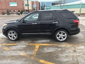 2012 4Dr Ford Explorer AWD