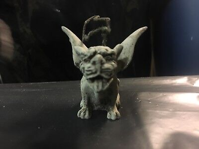 Gargoyle Halloween Christmas Tree Ornament Decoration-excellent condition