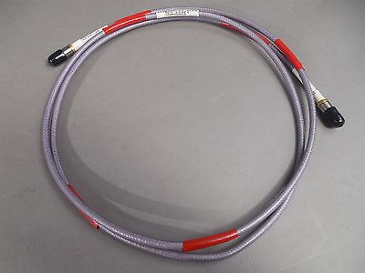 Gore-tex Precision Sma To Sma Cable 65.5 Mm Aerospace Grade Microwave Coaxial
