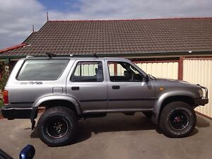 TOYOTA V8 4RUNNER QUAD CAM 1UZ 4.0 V8 5 SPEED TRADE SWAPS South Nowra Nowra-Bomaderry Preview