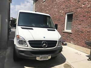 2012 Mercedes Benz Sprinter Van
