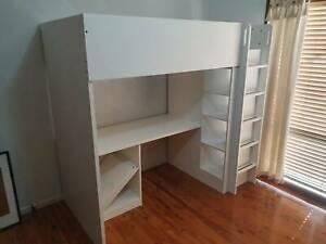 Ikea Stuva Loft Bed With Desk And Storage
