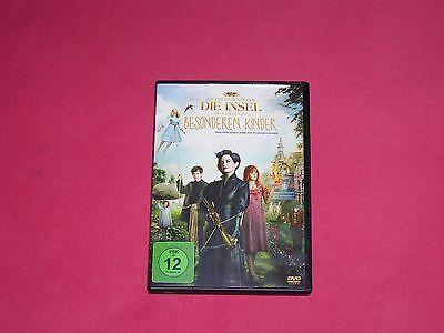 Die Insel der besonderen Kinder von Tim Burton / DVD