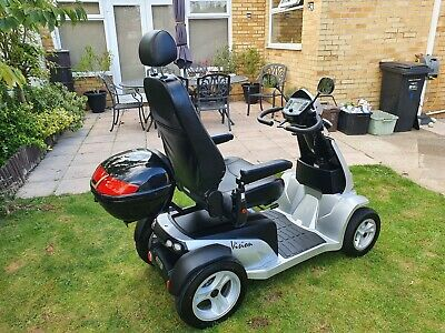 Rascal Vision Class 3 All Terrain Mobility Scooter. Upgraded Batteries, delivery