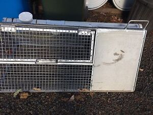 Bantam chicken or rabbit or guinea pig cage - solid metal - new Pakenham Upper Cardinia Area Preview
