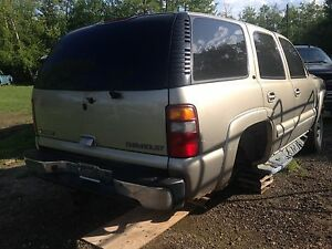 2002 Chevy Tahoe-Parting out