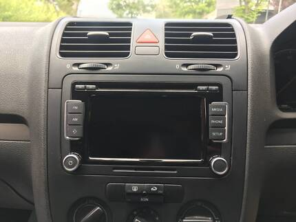 Genuine VW RCD 510 touch screen head unit stereo Holder Weston Creek Preview