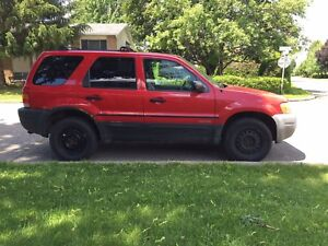 Ford Escape 2001 XLT