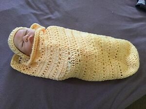 Crochet Baby Cocoons Capalaba Brisbane South East Preview