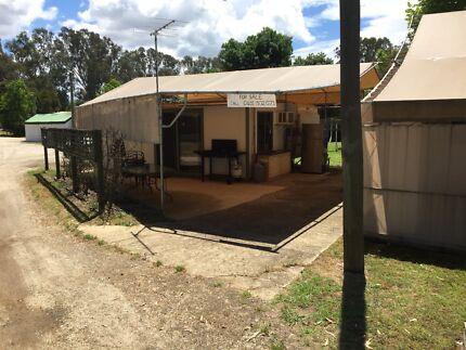 Onsite van & annex (Corowa NSW) Urgent sale, price negotiable!!
