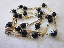 Vintage crystal bead necklace c1960s New Lambton Newcastle Area Preview