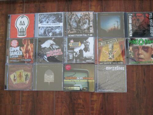 Punk Rock-14 CD Lot-New & Used