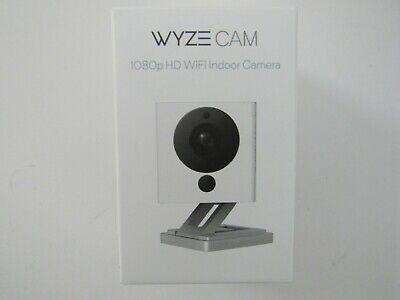 Wyze Cam V2 1080p HD Indoor Wireless Smart Home Camera Night Vision 2-Way WYZEC2