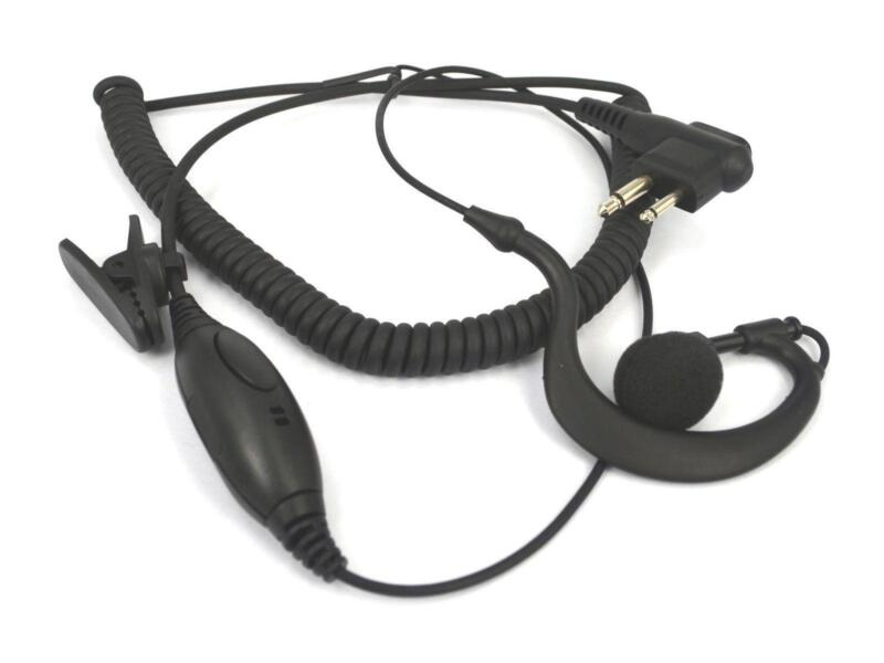 motorola walkie talkie headset ebay. Black Bedroom Furniture Sets. Home Design Ideas