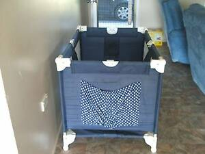 nap n play playpen porta cot and change table all in one Gympie Gympie Area Preview