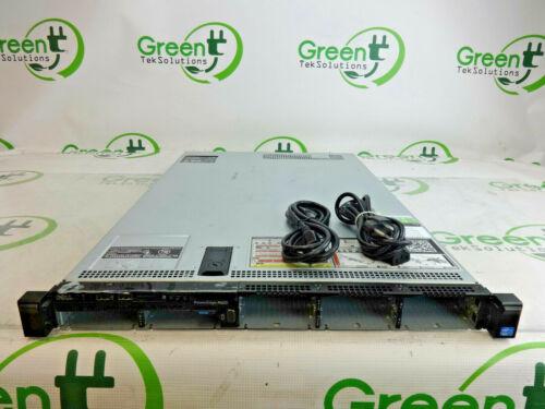 """Dell PowerEdge R620 8-Bay 2.5"""" SFF 2x E5-2630 V2 2.6GHz 8GB Idrac7 2x PSU 165T0"""