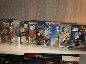 Kids/Family DVD collection