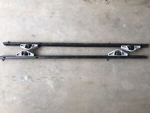 Tundra Crewmax bed rails and tie downs 07-13