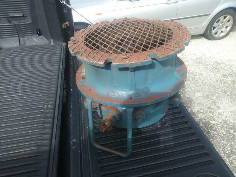 Coppus  Air / Steam Turbine Driven Blower Exhaust Fan