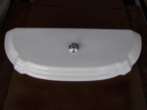 Kohler 89809 Toilet Tank Lid with Pull lever WHITE color 18E