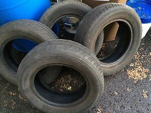 P185/65R14  85T 100$ for all 4 very good condition