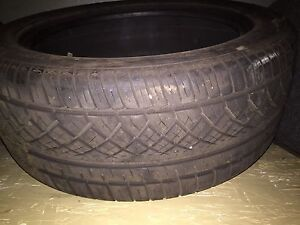 Continental extreme contact DWS 245 45 18
