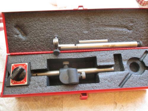 Starrett Magnetic Base Model 659 With Case