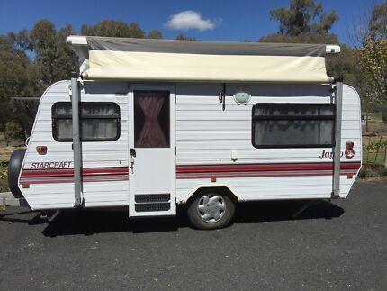 Jayco Poptop Caravan