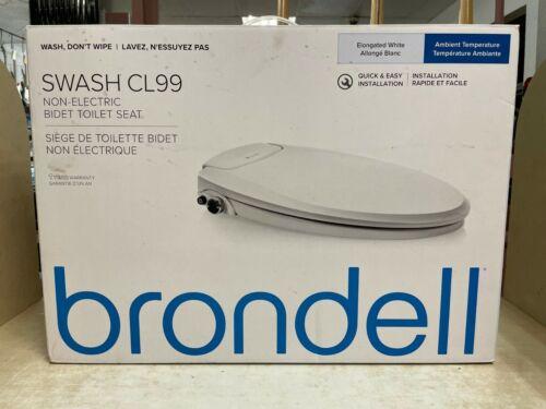 Brondell Swash CL99 Non-electric Bidet Toilet Seat