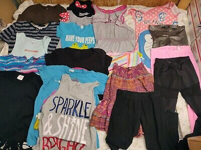 Girls Clothes Clothing size 16 Lot Of 18 Spring summer