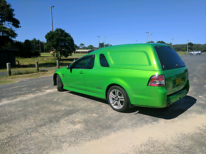 Reduved price for quick sale VE ss v8 pannel van Forster Great Lakes Area Preview