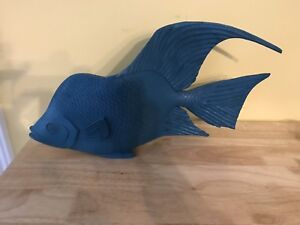 Hand carved Fish
