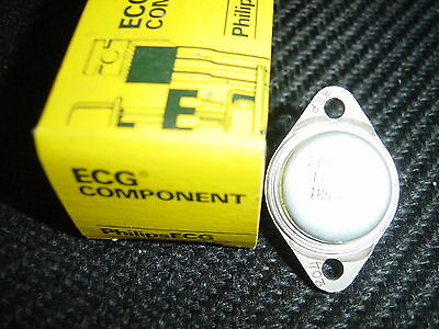 Ecg280 Npn Power Transistor To-3 Repl Nte280 Bb