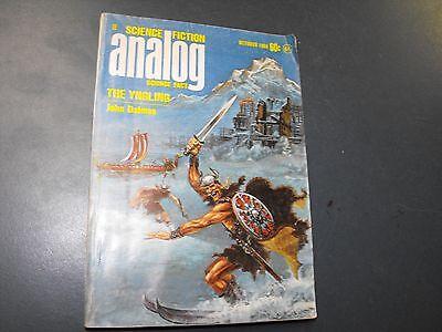 ANALOG SCIENCE FICTION MAGAZINE OCT 1969 THE YNGLING - JOHN DALMAS RELIC OF WAR  tweedehands  verschepen naar Netherlands