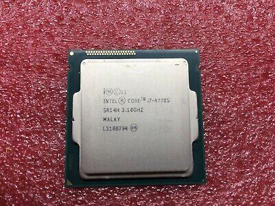 Intel Core i7-4770S @ 3.10GHz Processor 8MB Quad-Core SR14H Socket LGA 1150 CPU