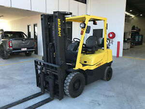Hyster H2.5TX Container Mast, Sideshift LPG / Petrol Counterbalance Luscombe Gold Coast North Preview