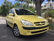 Hyundai Getz 2007 auto 5 door hatchback logbooks rego RWC! West End Brisbane South West Preview