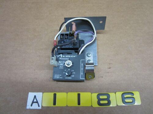 AVMOR AV151 HAND DRYER TIMER
