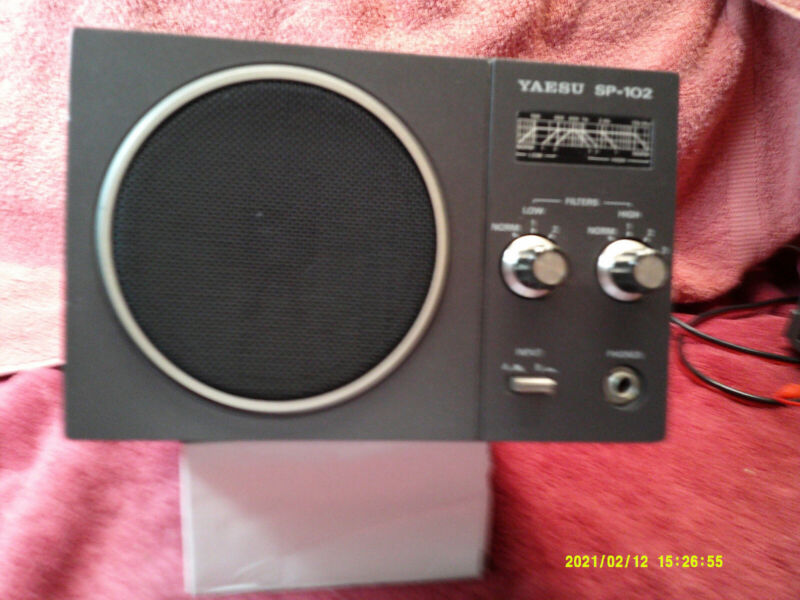 External speaker Yaesu SP-102