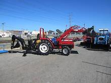 ***** SHIBAURA 27HP TRACTOR PACKAGE ***** Bentley Canning Area Preview
