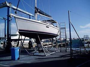 HUNTER 340: BLUE WATER CRUISING YACHT Como South Perth Area Preview