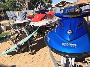Jet-Ski Hire Perth Rental Jetski Wake Watersports Perth Perth City Area Preview