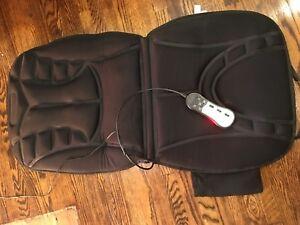 Body massage cushion