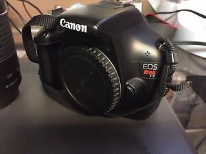 Canon rebel t3 trades welcome