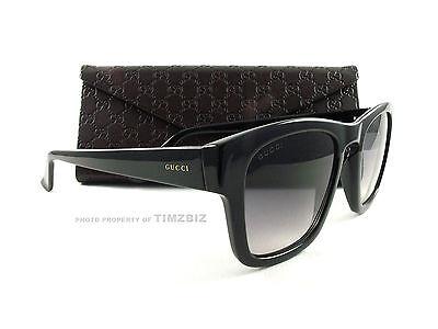 5d5a77070a6 Gucci Sunglasses GG 3791 S Black Gray Gradient 8079C Authentic New